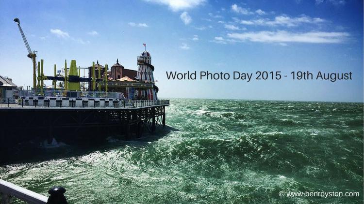 World Photo Day Ben Royston