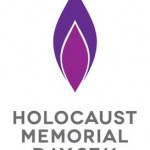 Holocaust Memorial Awareness Day Logo
