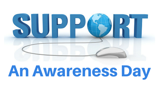 Support an Awareness Day