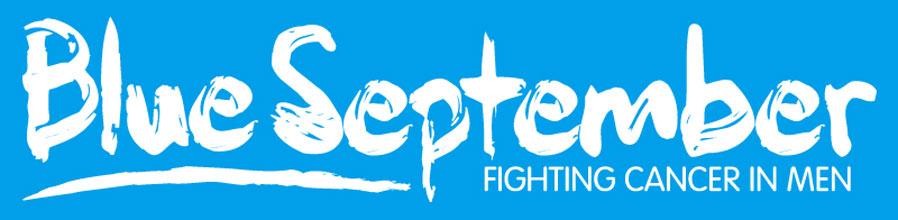 blue september cancer awareness day men