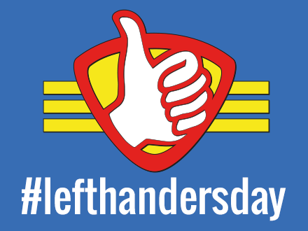 Left Handers Day awareness day