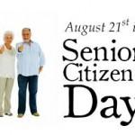 Senior Citizens Day