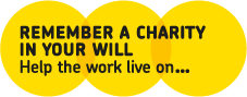 remember a charity in your will week